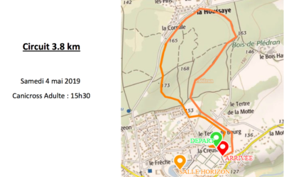 2019 - Circuit 3.8km