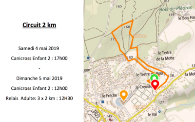2019 - Circuit 2km