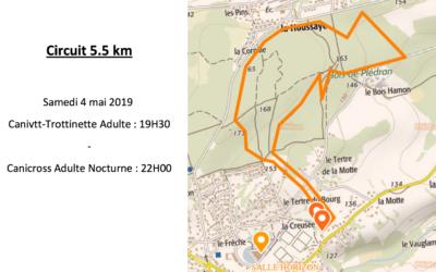 2019 - Circuit 5.5km