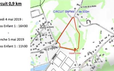 2019 - Circuit 0.9km
